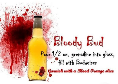 True Blood Party Fangtasia Drink Recipe @ Northmans Party Vamps