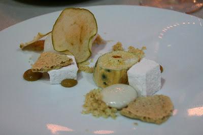 """sweet potato casserole"""" ... fossilized red yam*cinnamon marshmallow ..."""