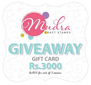 Mudra Giveaway