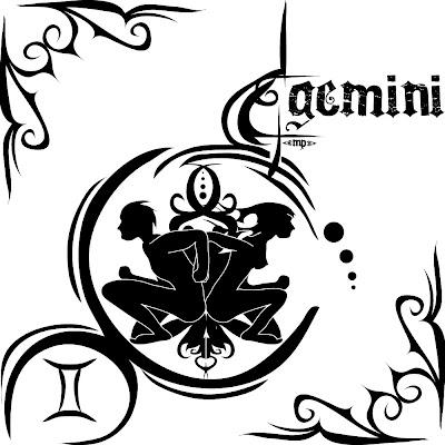geminis tatuaje