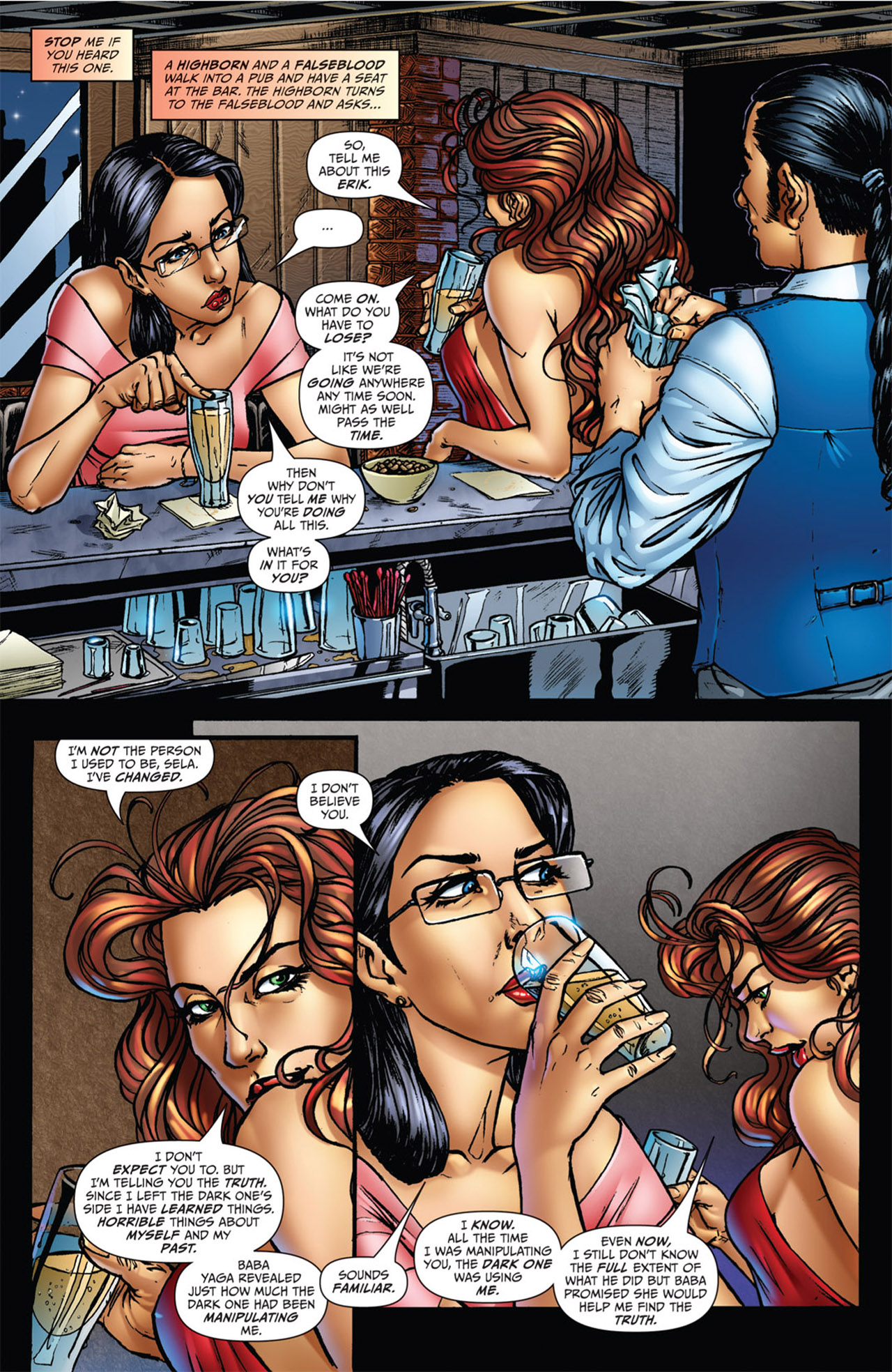Grimm Fairy Tales (2005) Issue #64 #67 - English 3
