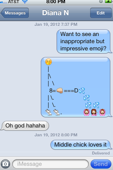 Funny Message with Emoji | funny