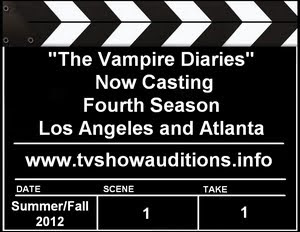 The Vampire Diaries Season 4 Casting Auditions