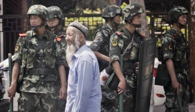 Kerusuhan di Xinjiang, Polisi China Tembak Mati 14 Warga