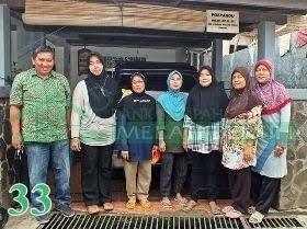 Bank Sampah Melati Bersih Sehat Sejahtera Pondok Kacang Prima Pondok Kacang Timur