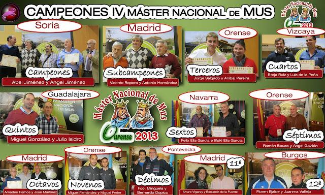 máster nacional de mus 2013 las mus-as