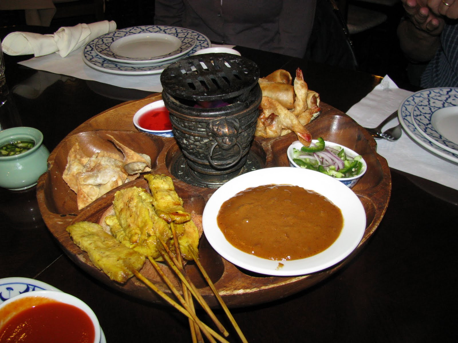 Corrie Food: Thai Royal Orchid is Amazing - Fresno, CA