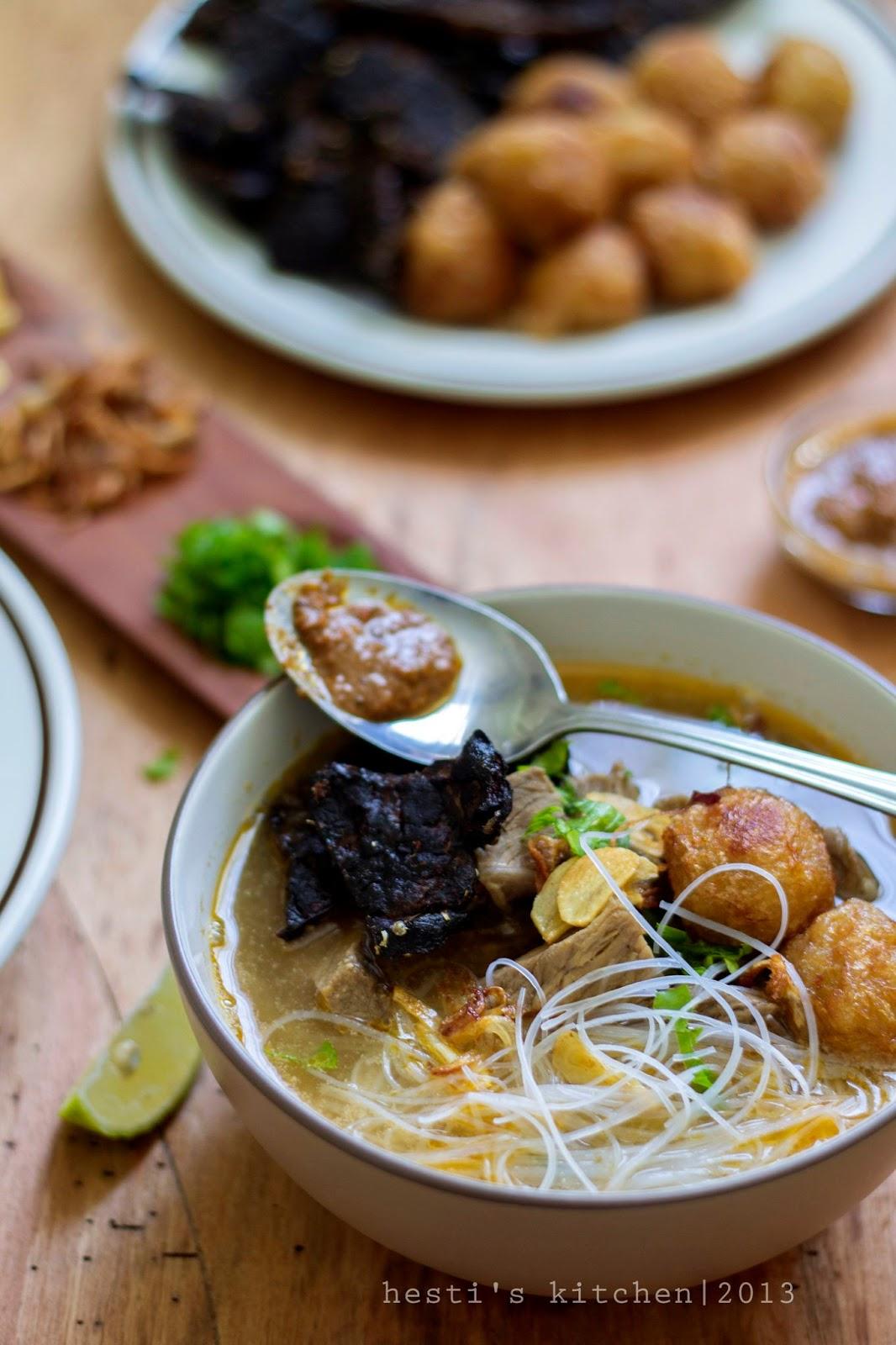 Hesti S Kitchen Yummy For Your Tummy Sop Saudara Pangkep