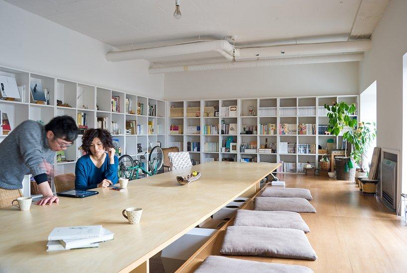 Interior House Residence And Apartment Design Bookshelf Interior