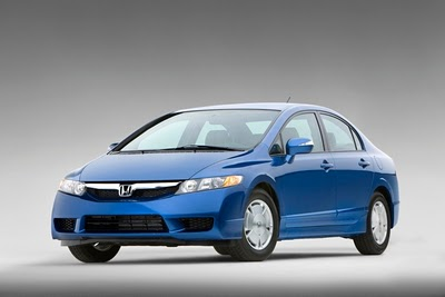 Honda Civic [hybrid] [2014]