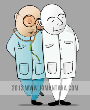 Contoh Gambar Vektor Karakter Kartun