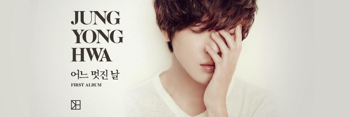 Jung Yonghwa 1st Album 'One Fine Day'