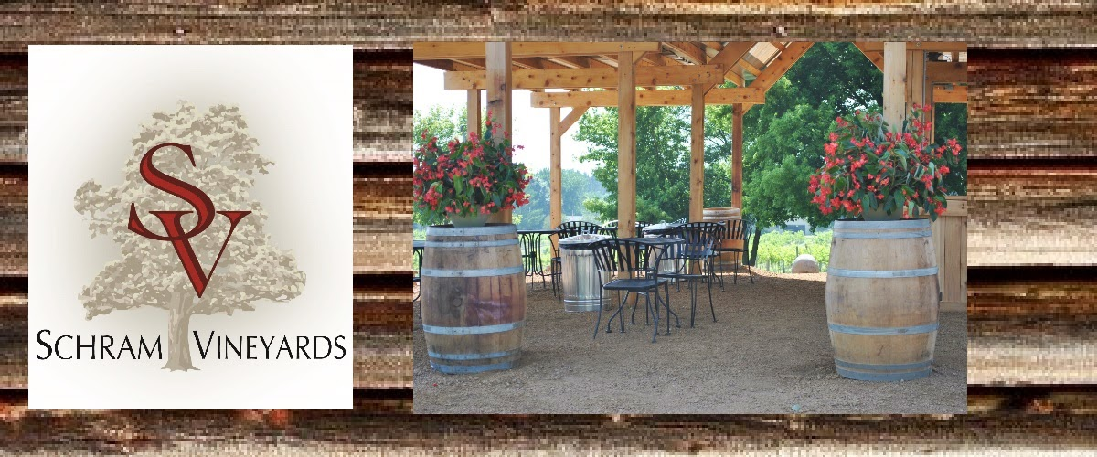 Schram Vineyards and Winery-  Waconia, MN