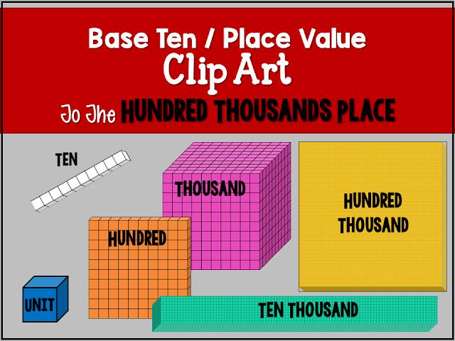 https://www.teacherspayteachers.com/Product/Base-Ten-Blocks-Place-Value-Clip-Art-To-the-One-Hundred-Thousands-Place-2311715