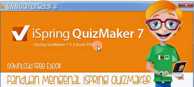 Download Free Ebook Panduan Mengenal iSpring QuizMaker