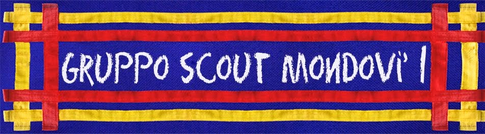 A.G.E.S.C.I. Gruppo Scout Mondovì 1°