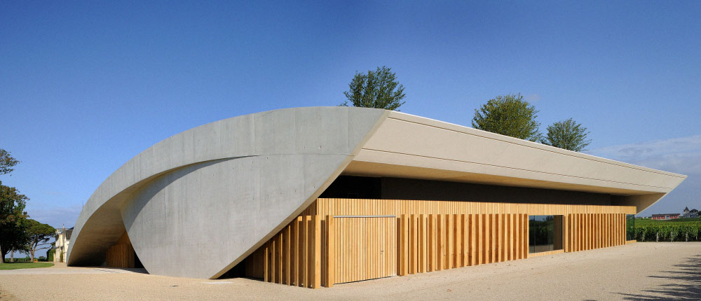 Organic Free Flowing Architecture Modern Design By