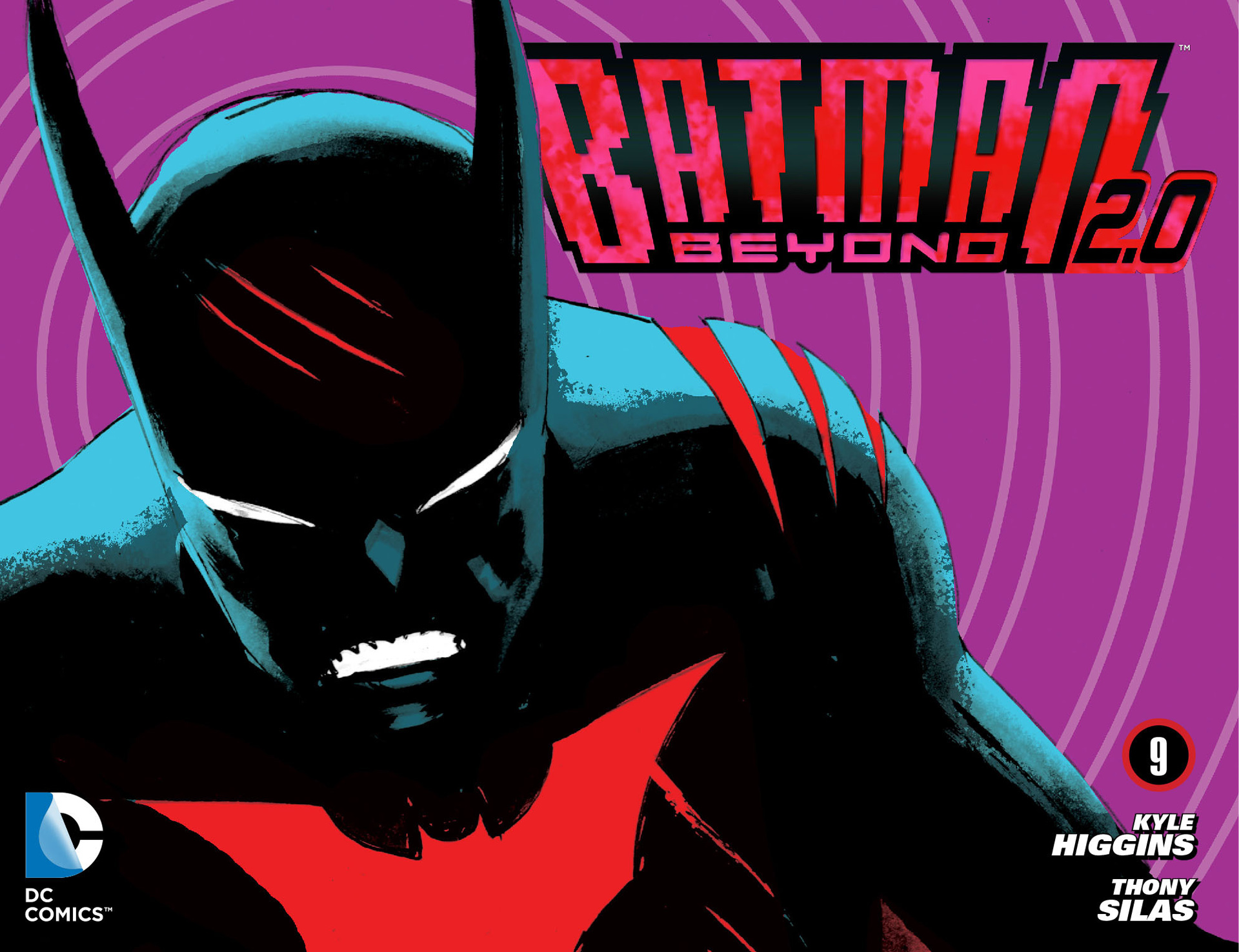 Batman Beyond 2.0 Issue #9 #9 - English 1
