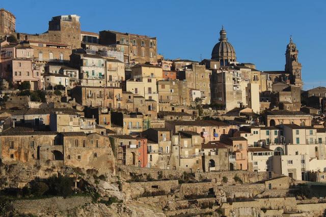 Сицилия - островът на гигантският мързел