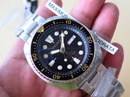 SEIKO DIVER NEW TURTLE - SEIKO DIVER SRP775 - BLACK DIAL WITH DOME SAPPHIRE CRYSTAL - GOLD MARKING