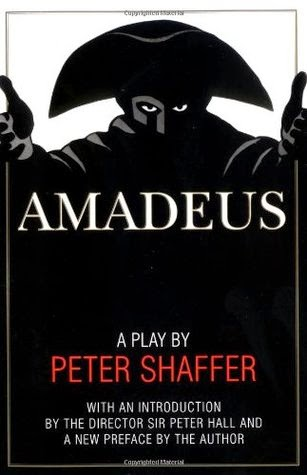 Theatrical Play Amadeus cover