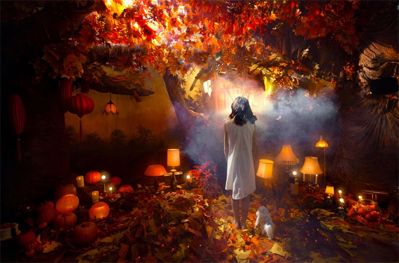 Adrien Bromm, The Color Project, Orange