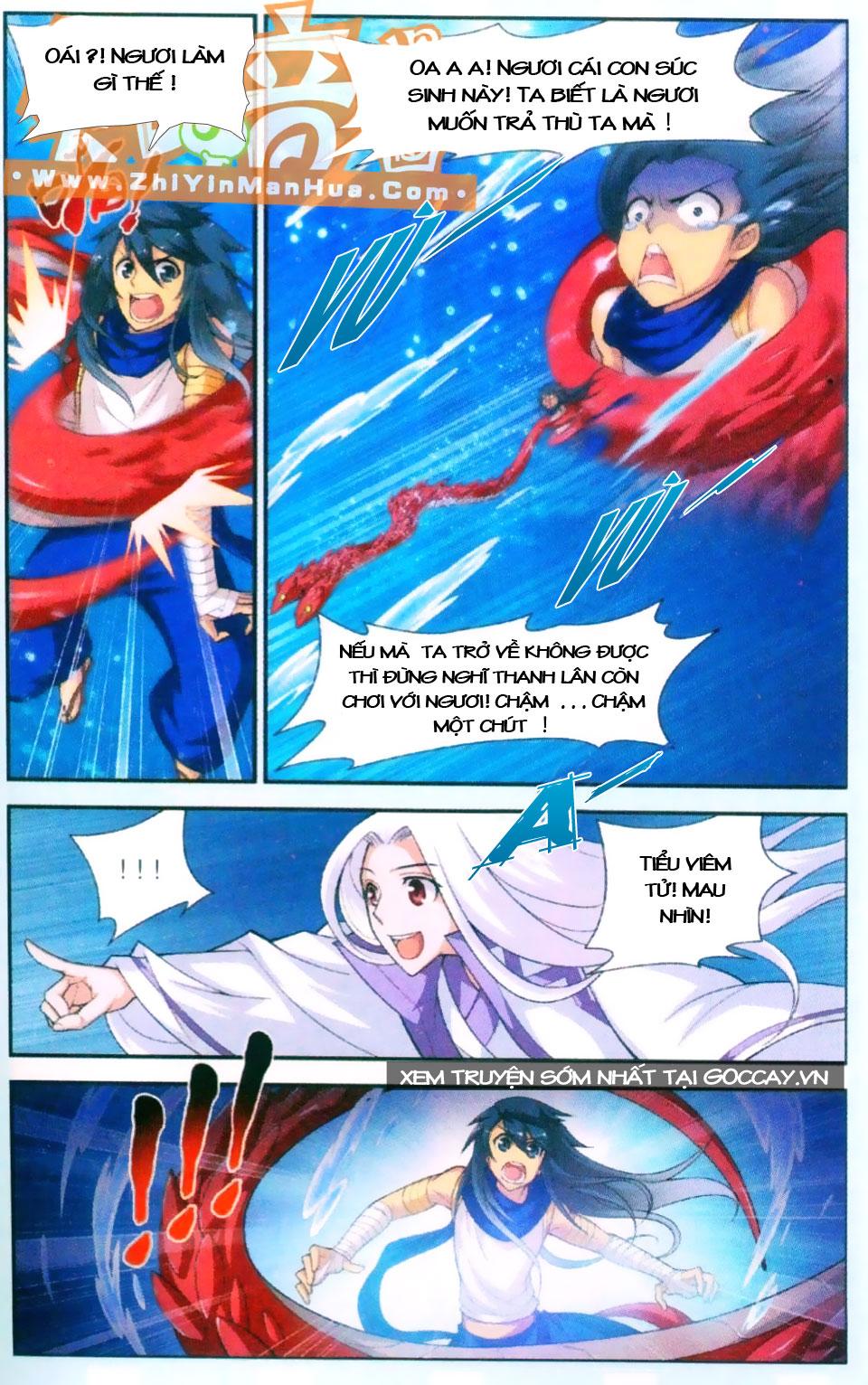Đấu Phá Thương Khung chap 43 page 21 - IZTruyenTranh.com