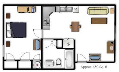 Superior Bedroom Layout Design