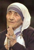 MISSIONARIES OF CHARITY (obra da Santa Madre Teresa de Calcutá, Saint Mother Theresa's work)