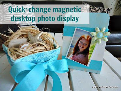 Quick Change Photo Display