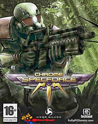 Chrome SpecForce Game Free Download Full Version