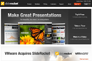 Sliderocket.com – Making Presentations & Sharing is now easy
