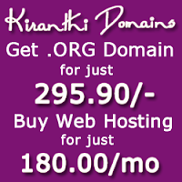 Kiranthi Domains - Domain Registration, Web Hosting, SSL Certificate