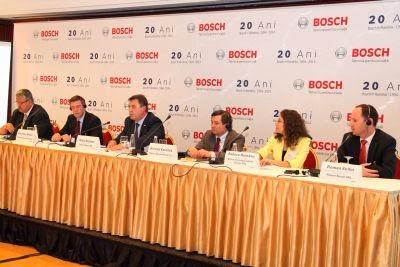 Bosch isi consolideaza pozitia in Romania si incepe productia intr-o noua fabrica din Cluj