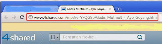 Cara Mudah Download File Di 4shared Tanpa Login/Register