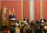 Felip Puig, conseller de Empresa y Empleo gobierno catalán