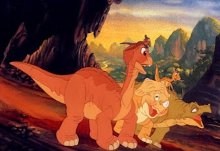Land Before Time movie