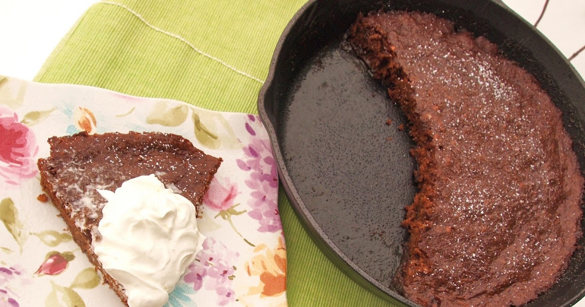Easy Molasses Cake Recipe