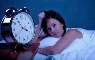Susah Tidur ? Hati-hati Dengan Penyakit Ini !