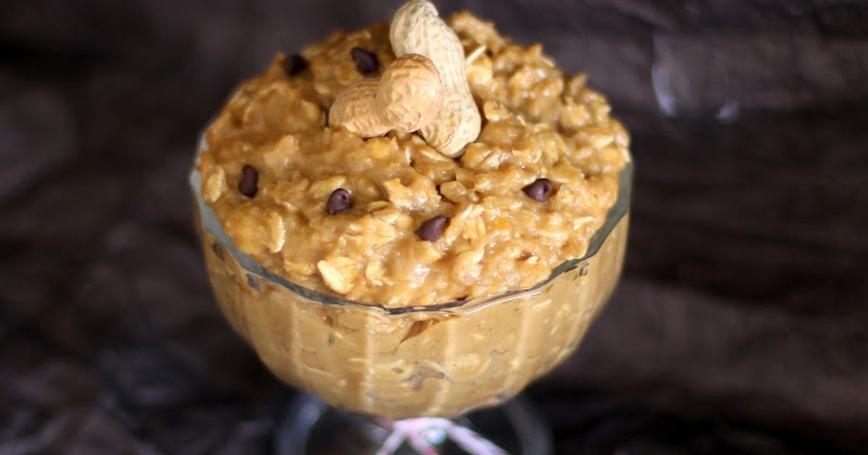chockohlawtay: Peanut Butter Butterscotch Oatmeal Cookie Dough