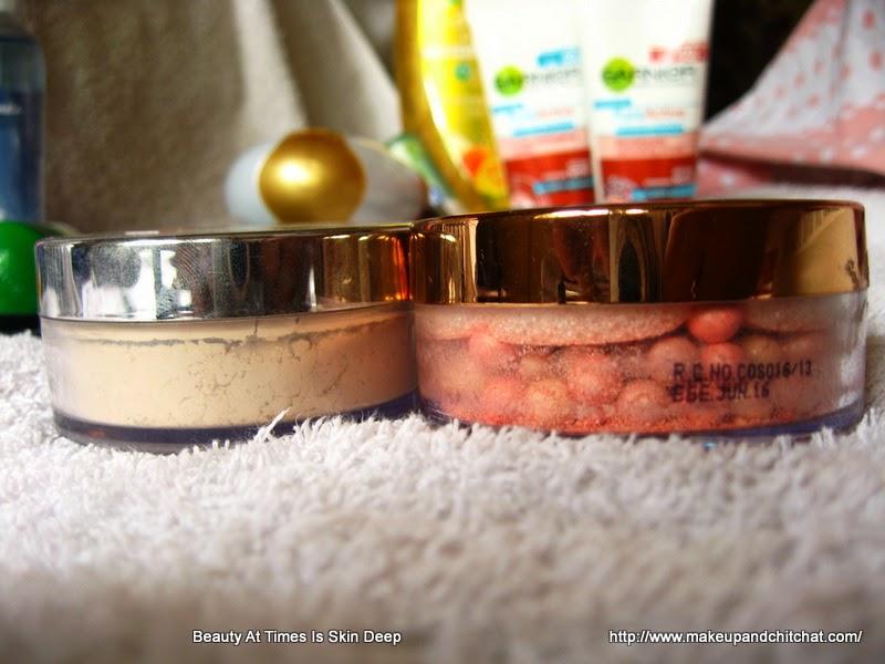 The Body Shop Loose Powder