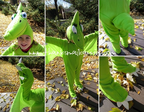 Dinosaur Train Halloween Costume