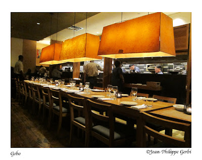 Image of Gobo Vegetarian restaurant in NYC, New York