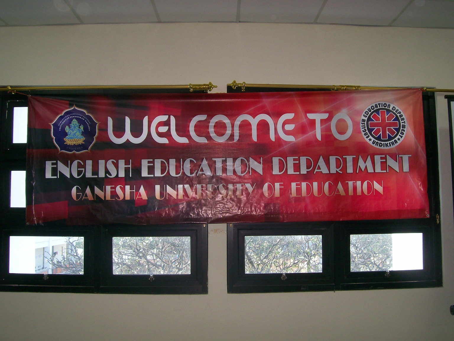 Photos: A Visit from English Department STKIP PGRI Bandar Lampung