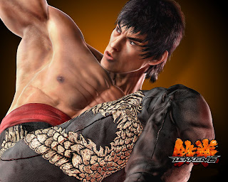tekken player of dishwasher hd pc game wallpaperz