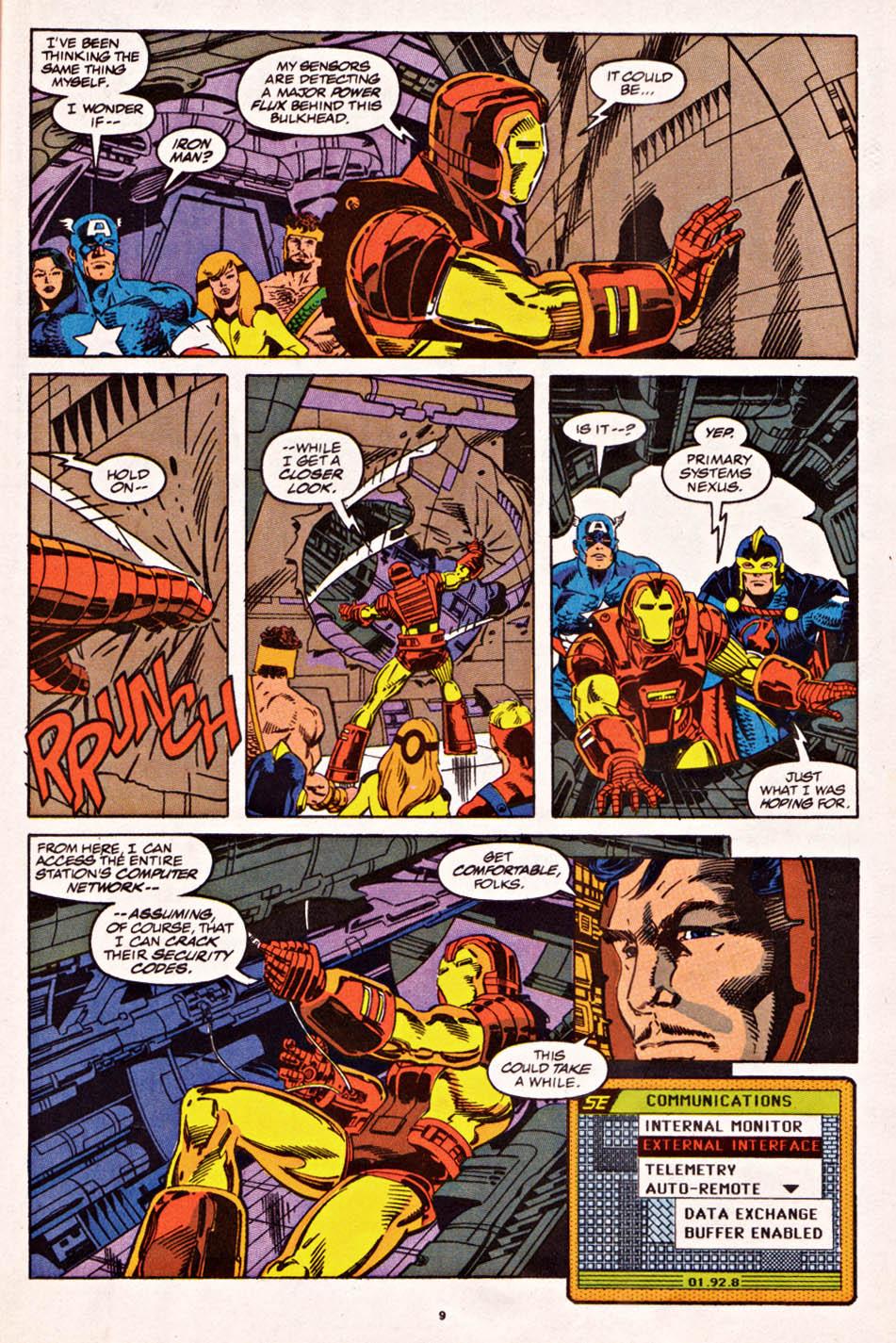 Captain America (1968) Issue #398f #336 - English 8