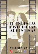 ¡Añadido del tomo 27! EL CINE EN LAS HISTORIETAS ARGENTINAS - EAGZA - WOTAN.