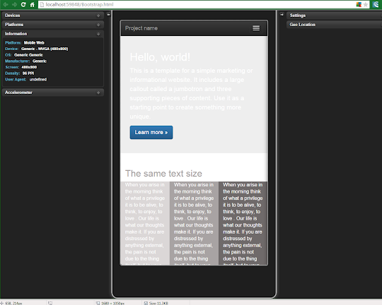 Bootstrap Tutorial Lesson 1 - Grids and Responsive Layouts   2