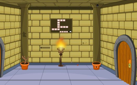 Escape007Games Tiny Pumpkin Escape