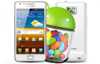Galaxy S II I9100G Akhirnya Bisa Gunakan Android Jelly Bean